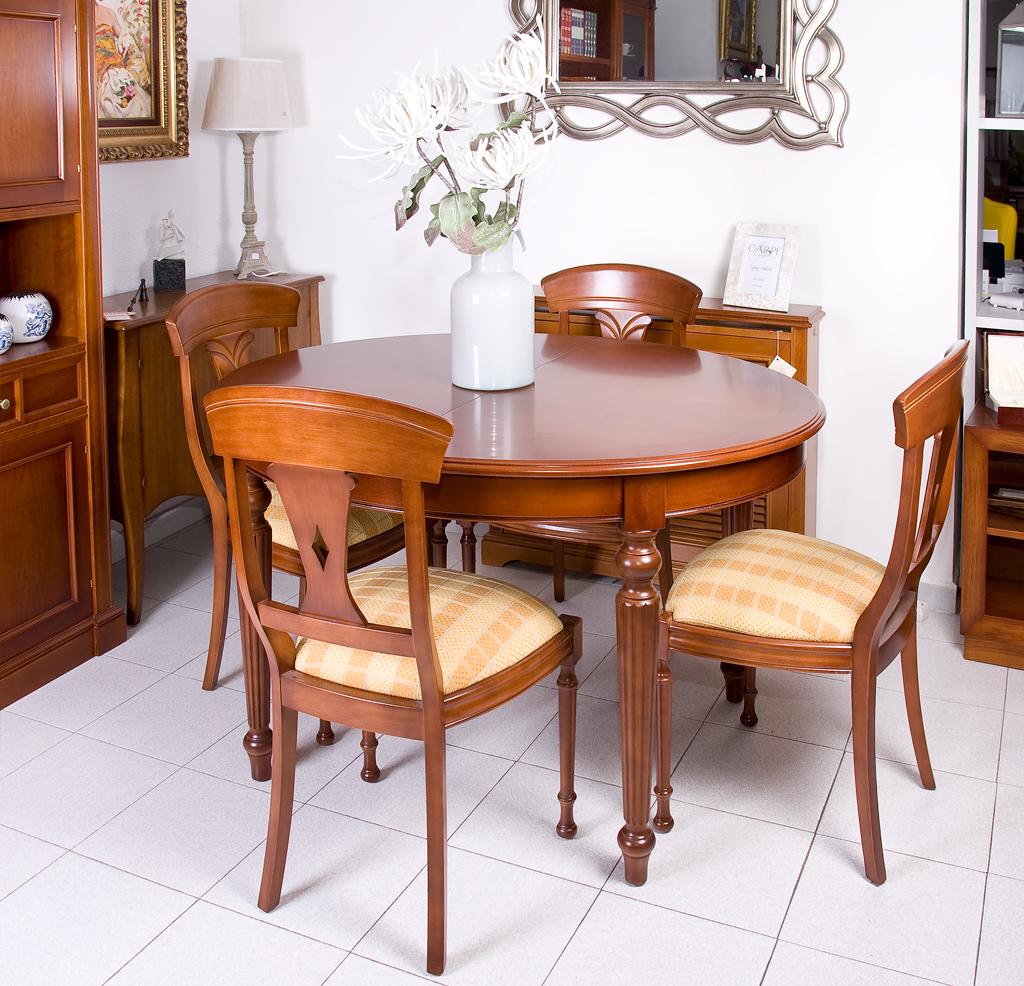 Sillas y sillones de comedor, siéntese cómodo a la mesa. El Taller ...