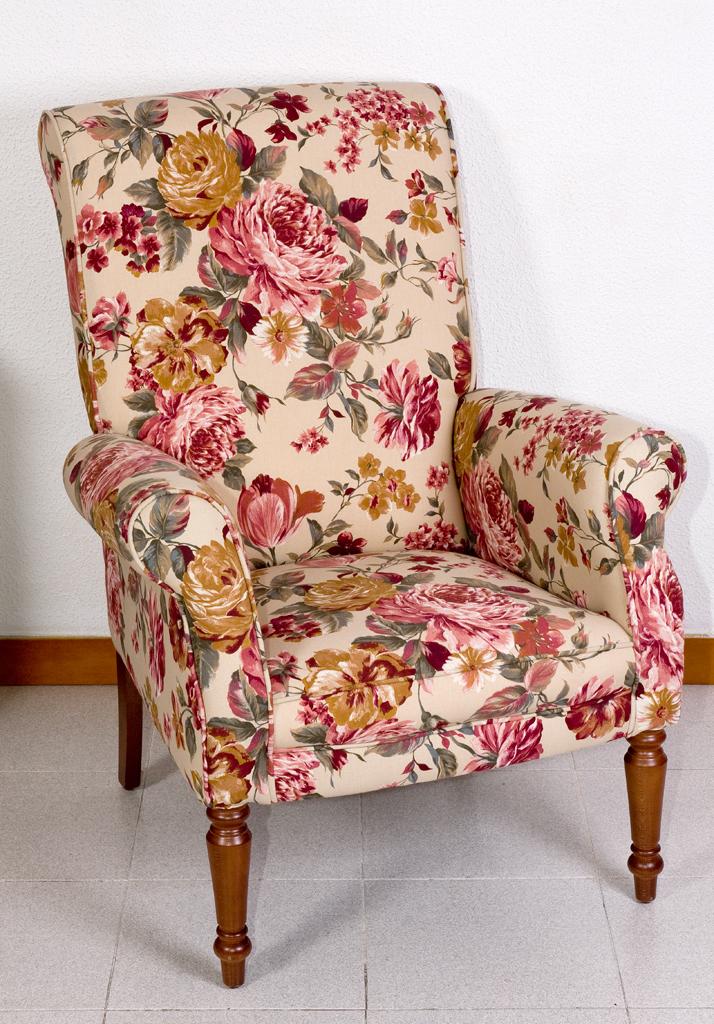 Sill n mod atenas el taller del mueble - Escabeles tapizados ...